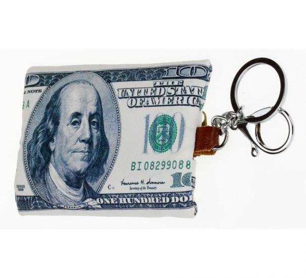 Фото - Ключница 100 баксов купить в киеве на подарок, цена, отзывы