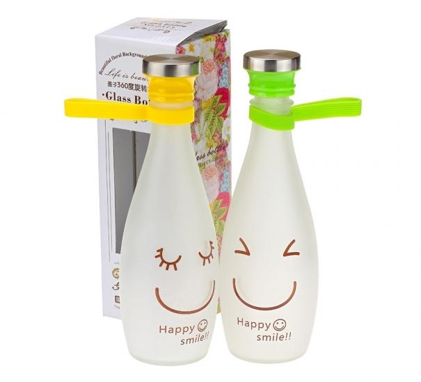 Фото - Бутылка Happy Smile купить в киеве на подарок, цена, отзывы