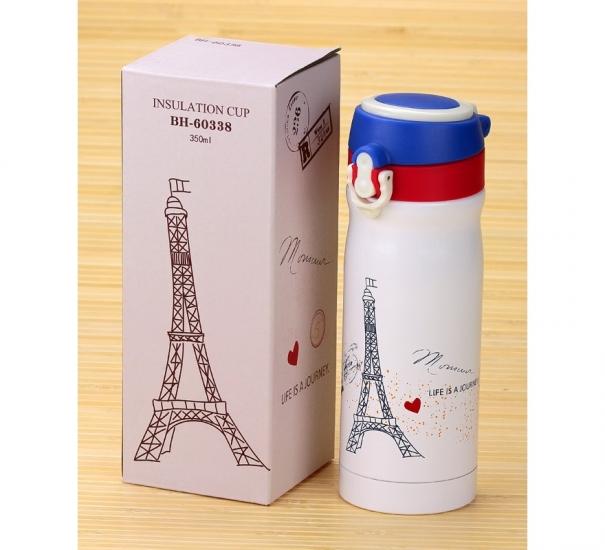 Фото - Термос Париж купить в киеве на подарок, цена, отзывы