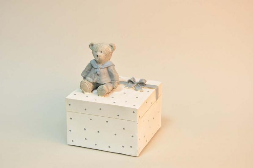 Фото - Копилка Мишка 14 см купить в киеве на подарок, цена, отзывы