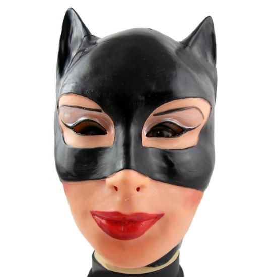 Фото - Маска резиновая Кошка купить в киеве на подарок, цена, отзывы