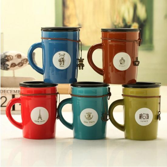 Фото - Чашка с брелком стиль купить в киеве на подарок, цена, отзывы
