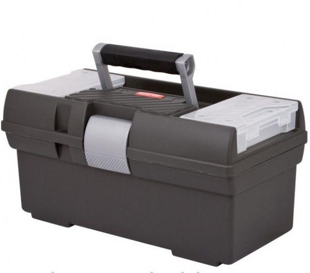 Фото - Ящик-органайзер для инструментов премиум на 16 дюймов купить в киеве на подарок, цена, отзывы