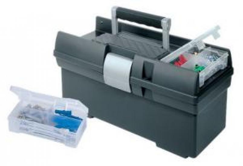 Фото - Ящик-органайзер для инструментов премиум на 20 дюймов купить в киеве на подарок, цена, отзывы