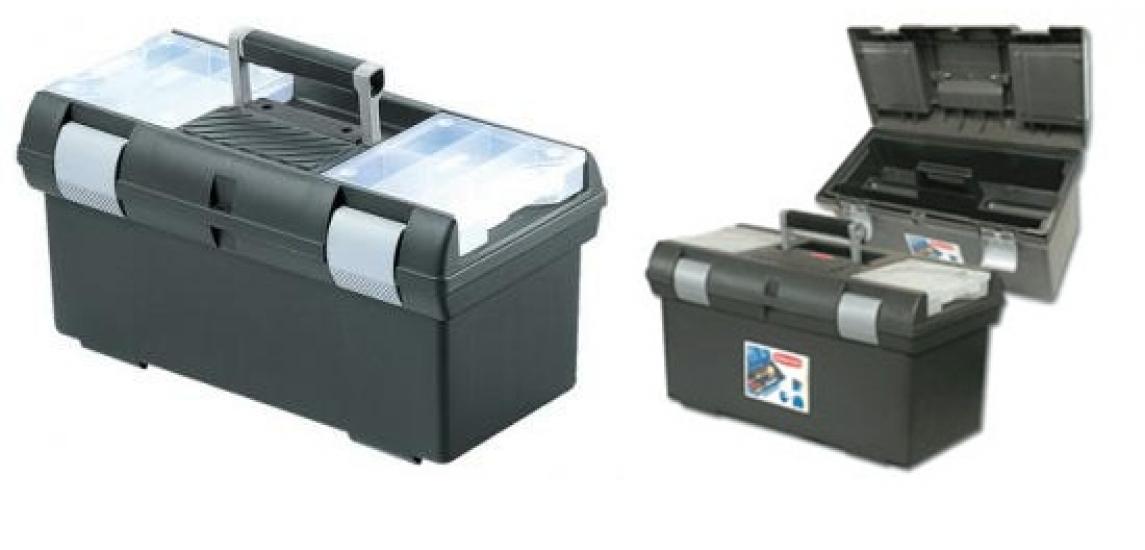 Фото - Ящик-органайзер для инструментов премиум на 26 дюймов купить в киеве на подарок, цена, отзывы