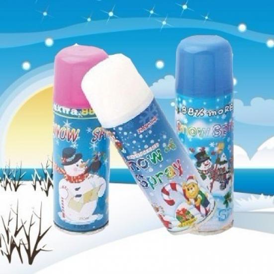 Фото - Спрей со снегом купить в киеве на подарок, цена, отзывы