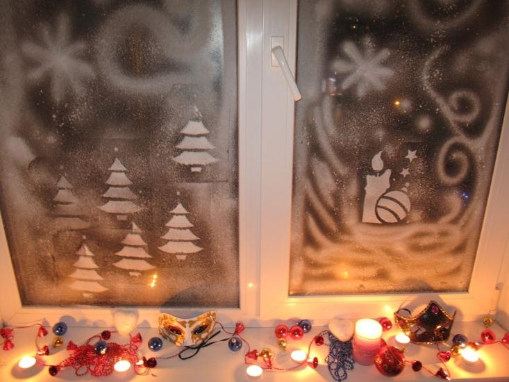 Фото - Трафарет для рисунка на стекле купить в киеве на подарок, цена, отзывы