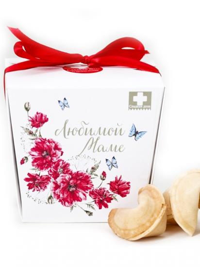 Фото - Печенье с пожеланием Любимой Маме  купить в киеве на подарок, цена, отзывы