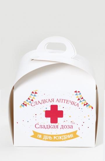Фото - Сладкая аптечка С Днем Рождения мини купить в киеве на подарок, цена, отзывы