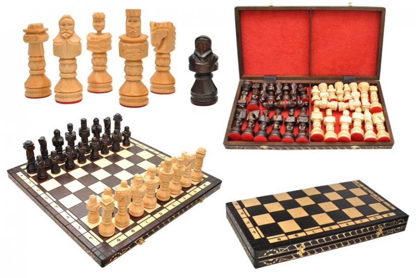 Фото - Шахматы Gladiator купить в киеве на подарок, цена, отзывы