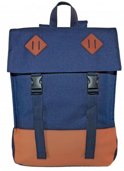 Фото - Рюкзак GIN Кембридж синий купить в киеве на подарок, цена, отзывы