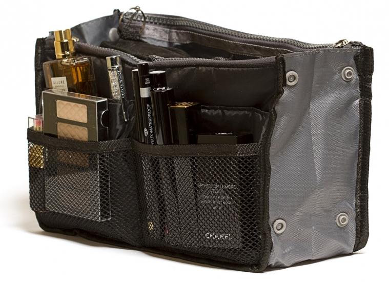 Фото - Органайзер Bag in bag maxi Black  купить в киеве на подарок, цена, отзывы