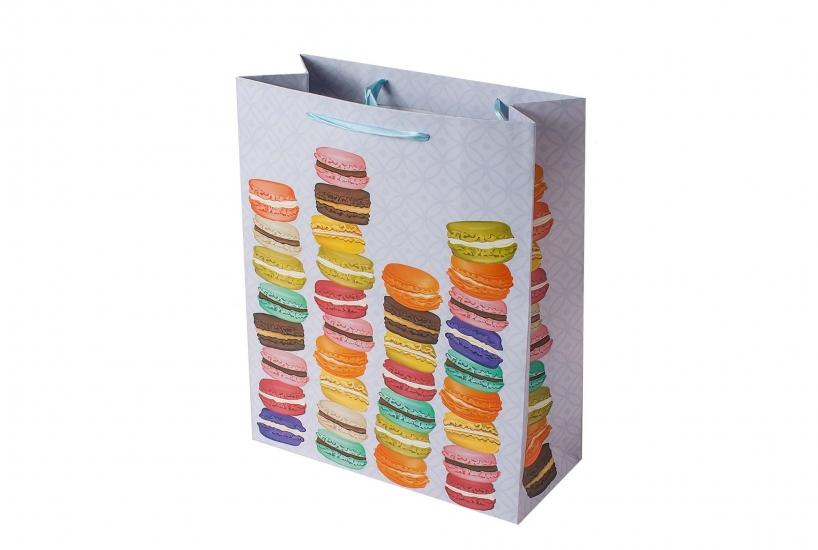 Фото - Подарочный пакет 25 см Макароны купить в киеве на подарок, цена, отзывы
