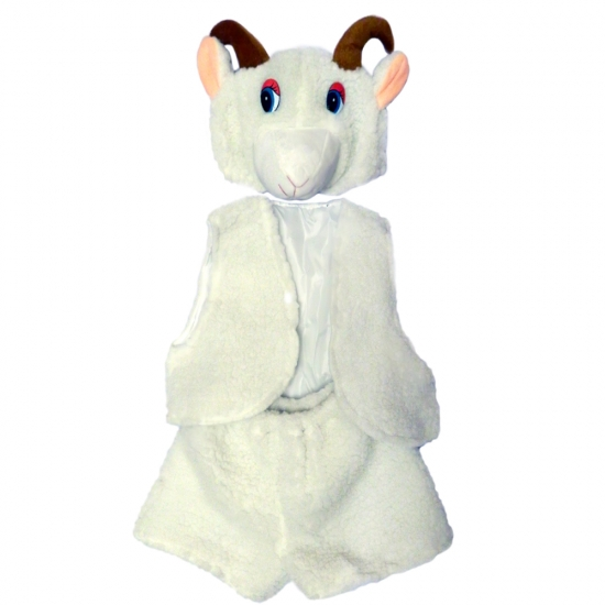 Фото - Детский костюм меховой Барашек купить в киеве на подарок, цена, отзывы