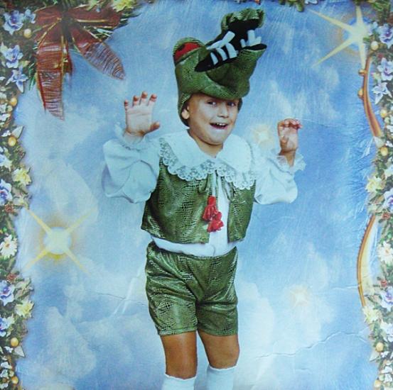 Фото - Детский костюм Крокодил купить в киеве на подарок, цена, отзывы