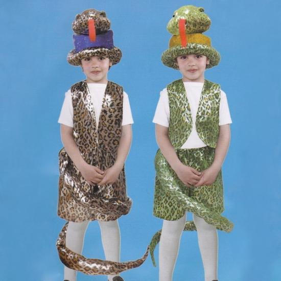 Фото - Детский костюм Змея купить в киеве на подарок, цена, отзывы