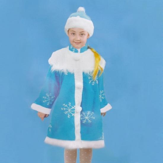 Фото - Детский костюм Снегурочка 60 см купить в киеве на подарок, цена, отзывы