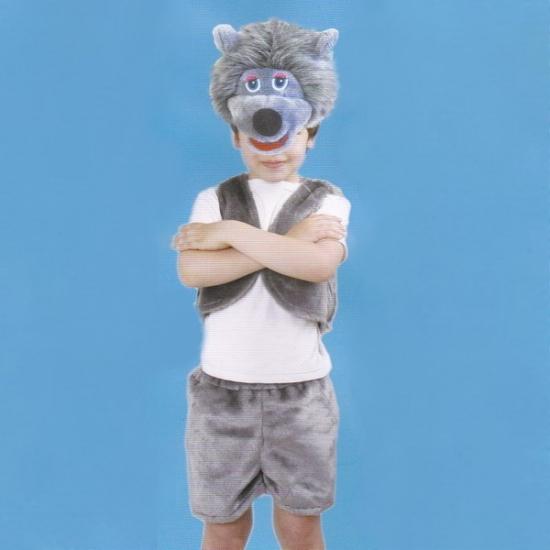 Фото - Детский костюм меховой Ёжик купить в киеве на подарок, цена, отзывы