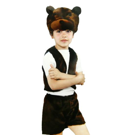 Фото - Детский костюм меховой Медведь купить в киеве на подарок, цена, отзывы
