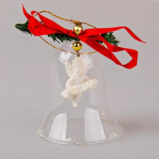 Фото - Украшение на елку Ангелочек купить в киеве на подарок, цена, отзывы