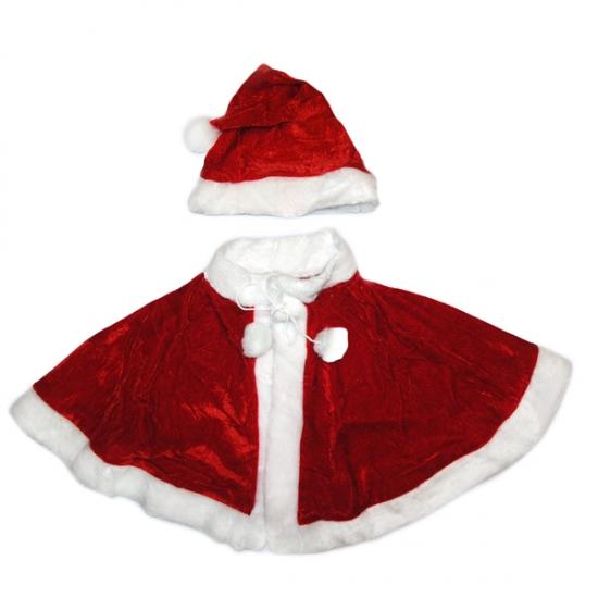 Фото - Комплект Снегурочки Красный цвет купить в киеве на подарок, цена, отзывы