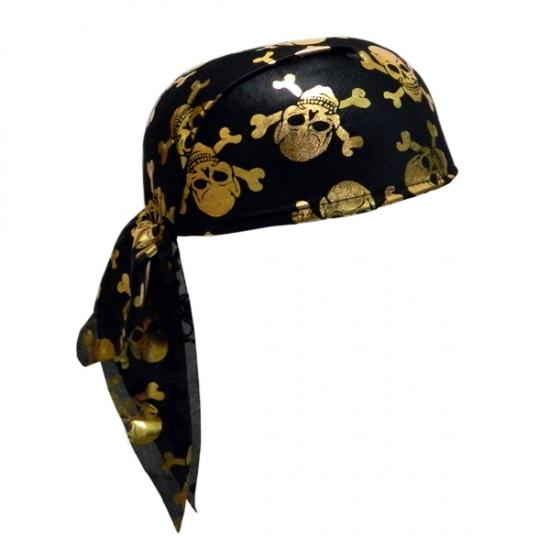 Фото - Бандана пирата с черепами купить в киеве на подарок, цена, отзывы