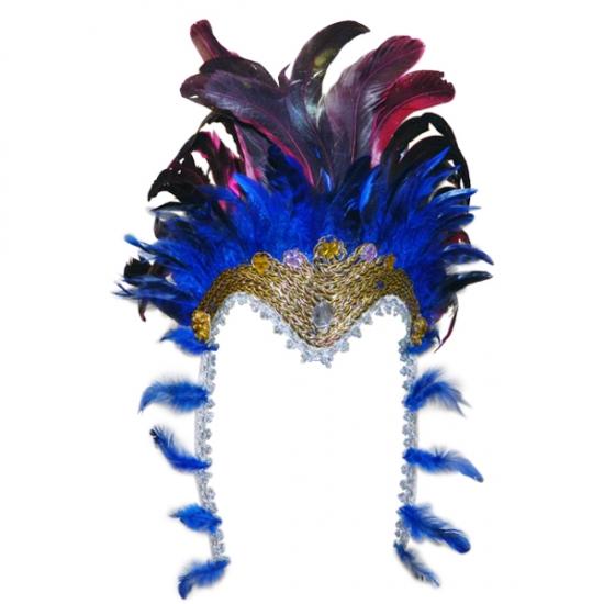 Фото - Женское украшение из перьев купить в киеве на подарок, цена, отзывы