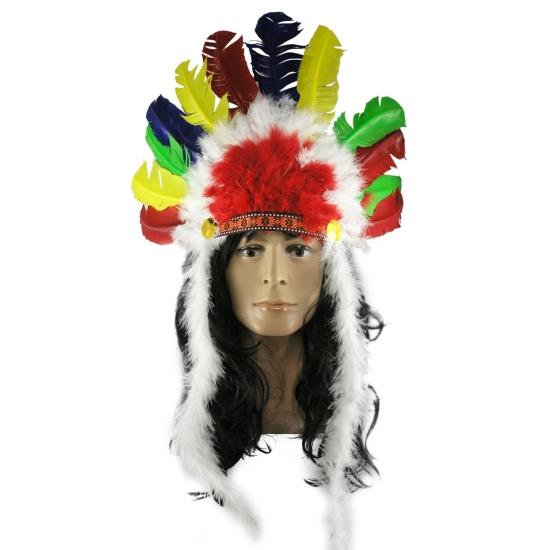 Фото - Шапка Индейского Вождя купить в киеве на подарок, цена, отзывы