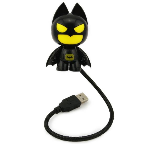Фото - Светильник для ноутбука Бетмен купить в киеве на подарок, цена, отзывы