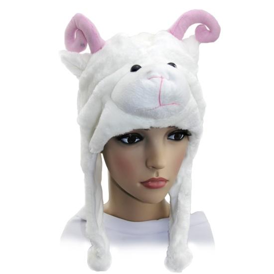 Фото - Шапка маска Барашек купить в киеве на подарок, цена, отзывы