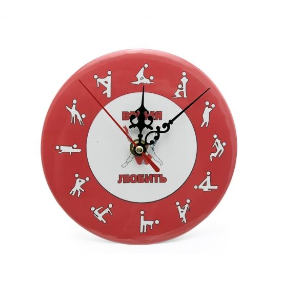 Фото - Часы настольные Время любить купить в киеве на подарок, цена, отзывы
