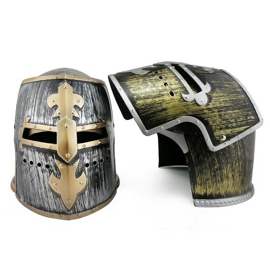 Фото - Шлем Рыцаря Крестоносца купить в киеве на подарок, цена, отзывы