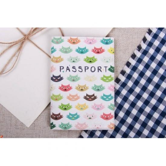 Фото - Обложка на паспорт Котята купить в киеве на подарок, цена, отзывы