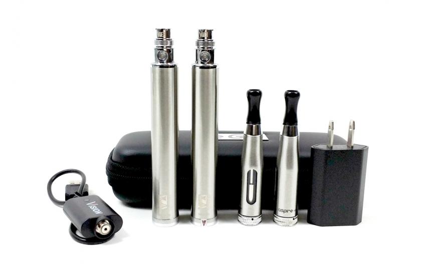 Фото - Электронная сигарета Ego Twist Aspire BDC CE5-S 1300 mAh набор купить в киеве на подарок, цена, отзывы