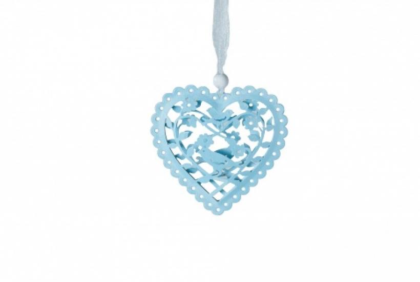 Фото - Декоративная подвеска Сердце купить в киеве на подарок, цена, отзывы