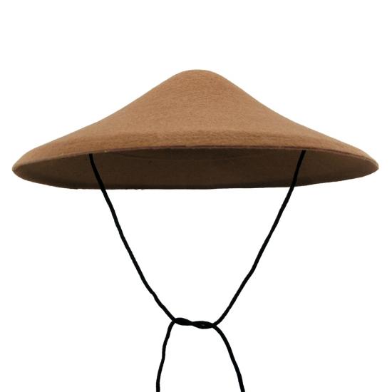 Фото - Шляпа Коричневый грибок купить в киеве на подарок, цена, отзывы