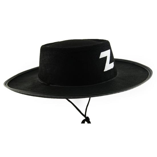 Фото - Шляпа Зорро детская купить в киеве на подарок, цена, отзывы
