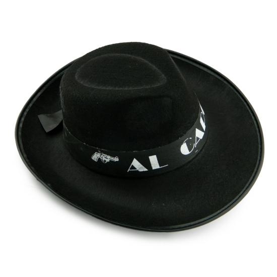 Фото - Шляпа Мужская Гангстерская купить в киеве на подарок, цена, отзывы