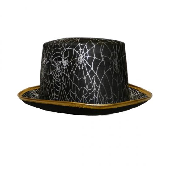 Фото - Шляпа Цилиндр паутина купить в киеве на подарок, цена, отзывы