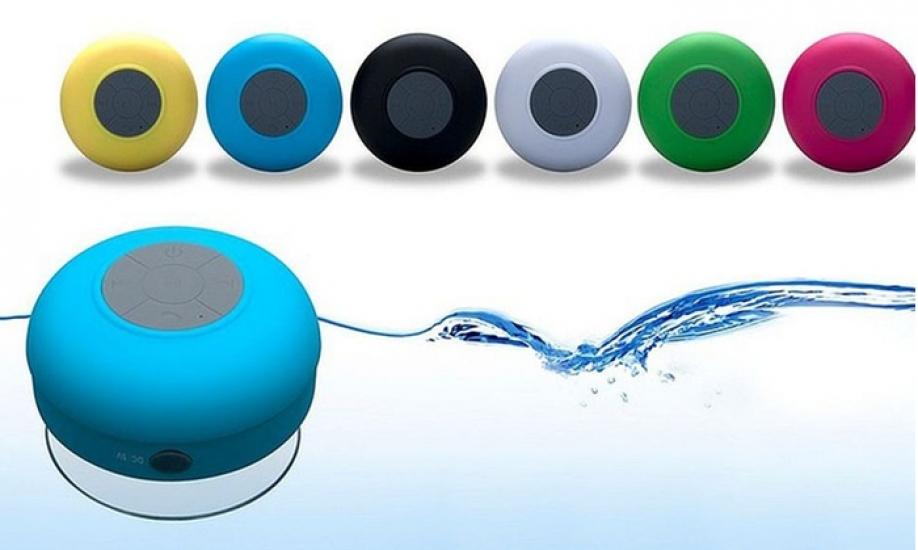 Фото - Bluetooth динамик для душа купить в киеве на подарок, цена, отзывы