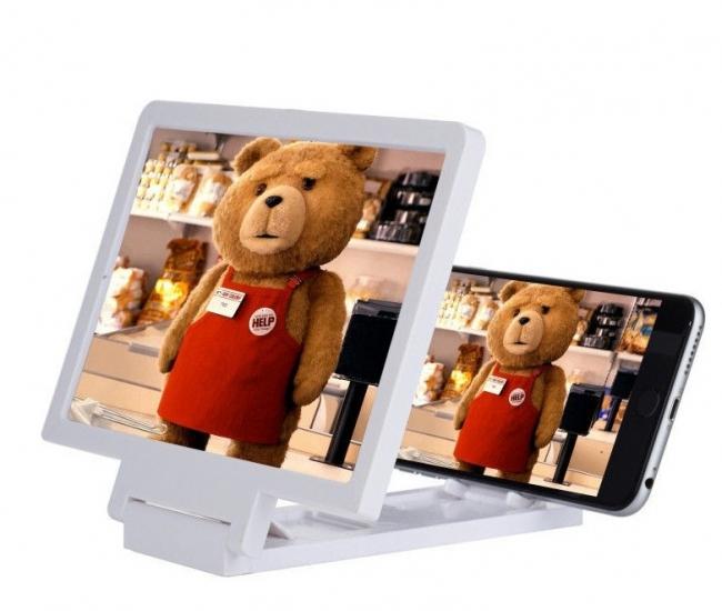 Фото - 3D Проектор изображения для смартфона купить в киеве на подарок, цена, отзывы