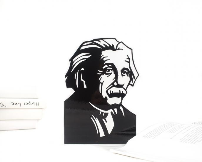 Фото - Держатель для книг Эйнштейн купить в киеве на подарок, цена, отзывы
