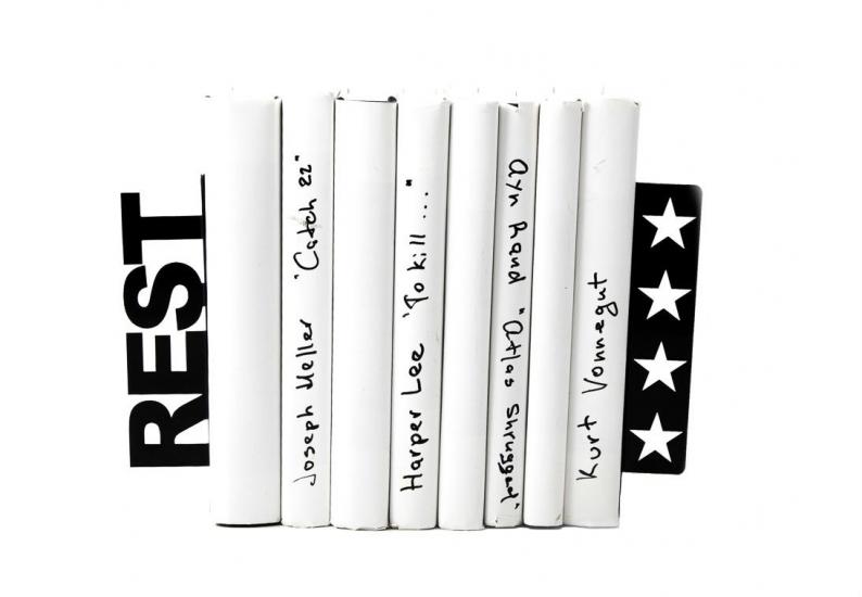Фото - Держатель для книг Четырёхзвездочный отдых купить в киеве на подарок, цена, отзывы