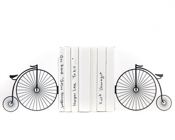 Фото - Держатель для книг Ретро велосипед купить в киеве на подарок, цена, отзывы