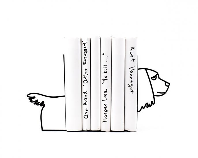 Фото - Держатель для книг Кокер-спаниель купить в киеве на подарок, цена, отзывы