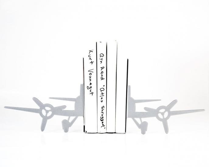 Фото - Держатель для книг Аэроплан купить в киеве на подарок, цена, отзывы