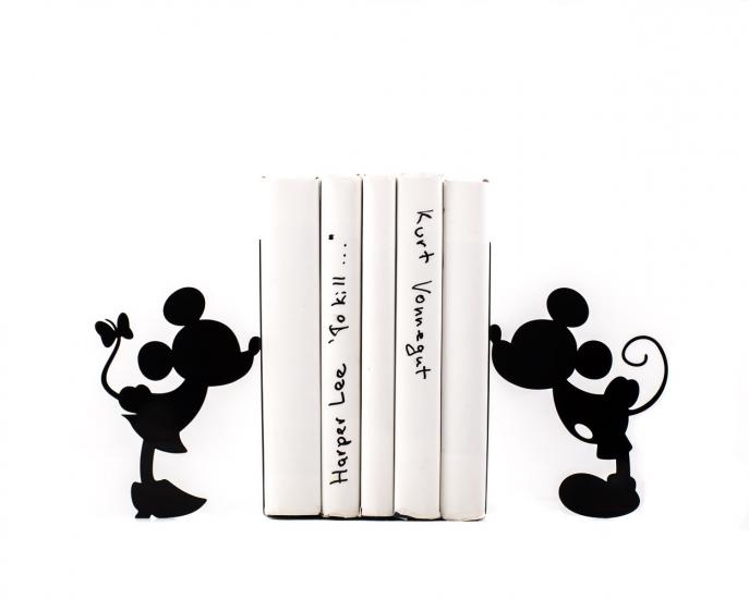 Фото - Держатель для книг Минни и Микки Маус купить в киеве на подарок, цена, отзывы