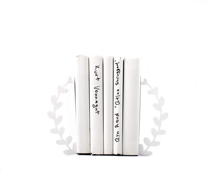 Фото - Держатель для книг Венок купить в киеве на подарок, цена, отзывы