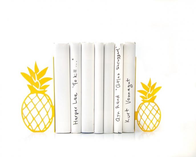 Фото - Держатель для книг Ананас купить в киеве на подарок, цена, отзывы