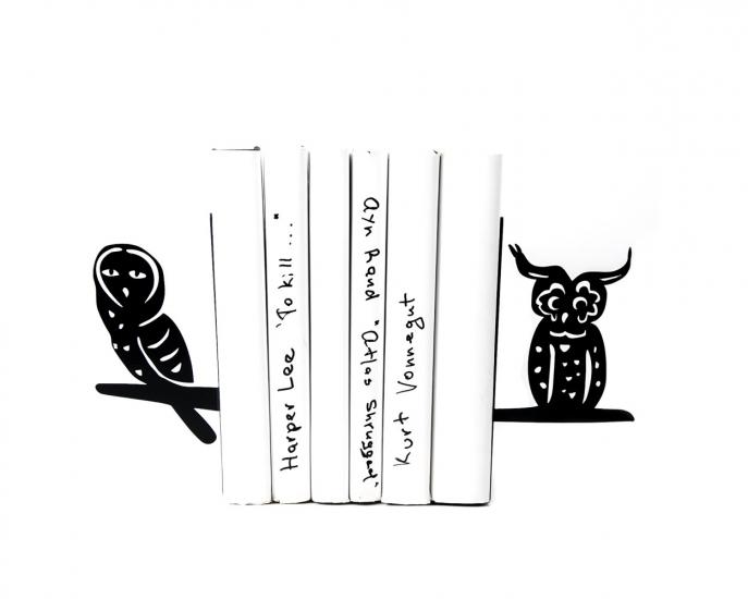 Фото - Держатель для книг Пара мудрых птиц купить в киеве на подарок, цена, отзывы